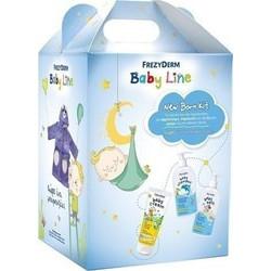 2cd15fd6993 Frezyderm Baby Shampoo 300ml + Baby Bath 300ml + Baby Cream 175ml +  Μπουρνούζι για Αγόρι