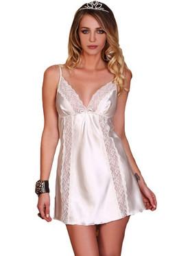 01d5e4b792b νυχτικο λευκο - Γυναικείες Πιτζάμες, Νυχτικά (Σελίδα 2) | BestPrice.gr