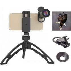 APEXEL 20X Φωτογραφικός Τηλεφακός 20x Zoom για όλα τα κινητά τηλέφωνα και  Smartphone e4ee78f29c5