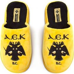 Parex Παιδική Παντόφλα ΑΕΚ Κίτρινο a9b16d588bb