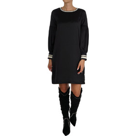 5719b6b875e4 MAISON SCOTCH Dress with voluminous sleeves 146619