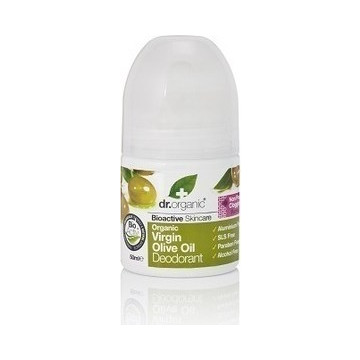 Dr. Organic Olive Oil Roll-On 50ml