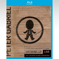 PETER GABRIEL: GROWING UP LIVE AND STILL GROWING UP LIVE AND UNWRAPPED (BLU-RAY + DVD) - IMPORTED / ΕΙΣΑΓΩΓΗΣ