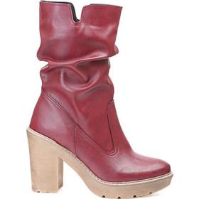 κοκκινη μποτα - Γυναικείες Μπότες (Σελίδα 2)  308bd0b56c9