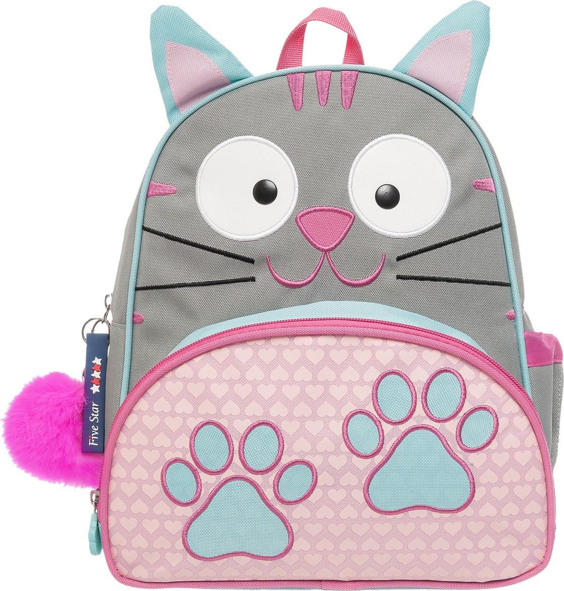 9f4a6d7a41 τσαντα γατα - Σχολικές Τσάντες