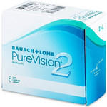 Bausch & Lomb Purevision 2HD 6Pack Μηνιαίοι