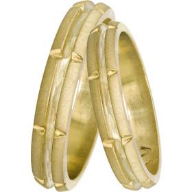 Βέρες γάμου - αρραβώνα 14Κ 025101 025101 Χρυσός 14 Καράτια μεμονωμένο  τεμάχιο 6a3486df01f