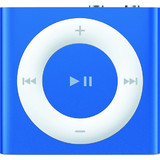 Apple iPod Shuffle 2GB 4th Generation Blue