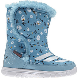 ΜΠΟΤΑΚΙ ADIDAS PERFORMANCE DISNEY FROZEN MID ΓΑΛΑΖΙΟ AQ2907 af3e8dd045e