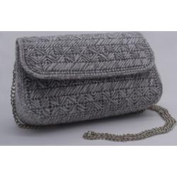 8149a6d53d Χειροποίητο Τσαντάκι με Αλυσίδα - Top Handle Bag