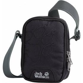 c752b076cd WOLFSKIN JACK WOLFSKIN SECRETARY BAG BLACK 860000.