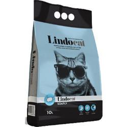 359eedd618a2 Άμμος γάτας Lindocat - clumping soaply 10kg με άρωμα φρεσκάδας