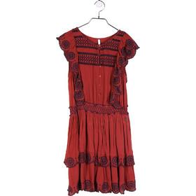 2429f05ee282 Κοντό Φόρεμα με κουμπάκια  yelina  PEPE JEANS