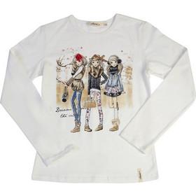 51a100e63b6c Admiral T-S Mente L/S Jr XYY Παιδική Μακρυμάνικη Μπλούζα Κορίτσι 1121410037