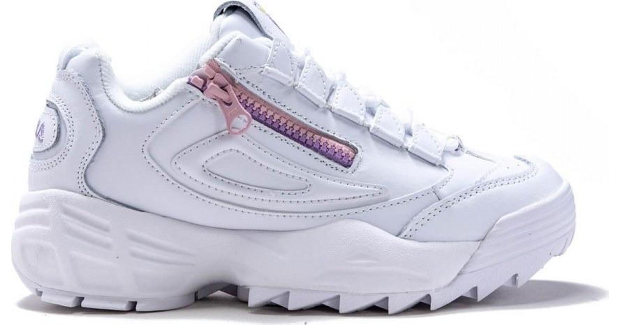 fila 5fm00526 139 disruptor 3 zip sneakers