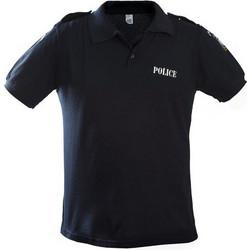 58e7638ead3a Ανδρικό Μπλουζάκι Polo Αστυνομίας Με Γιακά   Επωμίδες Survivors 00626
