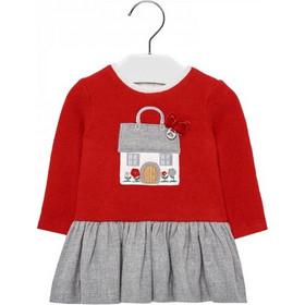 Βρεφικό Φόρεμα Mayoral 18-02912-095 Κόκκινο Κορίτσι 28393161dbc