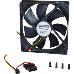 Fan/Cooler 12For Computer Case Black