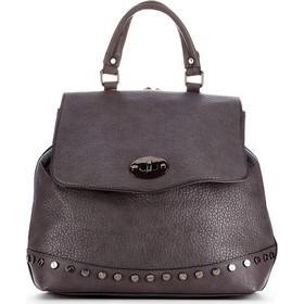 Τσάντα πλάτης γυναικεία από συνθετικό δέρμα - TSPG007G - Ποντικί 5b1ca31e73e