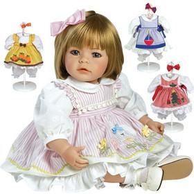 Adora Κούκλα με 4 Φορέματα 24fc2259954