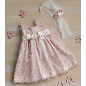 Βαπτιστικό Φόρεμα Lollipop Φ296 96113775f43
