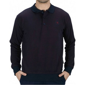 ffe56f0cdc6f Μακρυμάνικη μπλούζα πόλο της Canadian με λάστιχο στα μανίκια και στην μέση.  Έχει κανονική γραμμή