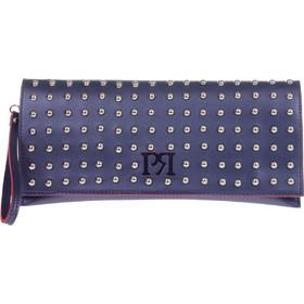 36bbc4b075 Μπλε Τσαντάκι Φάκελος Χειρός με Τρουκς Pierro Μπλέ Pierro Accessories
