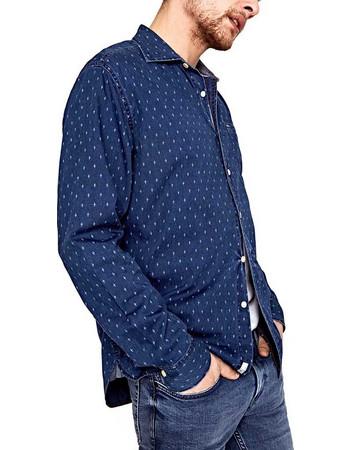 αντρικα πουκαμισσα τζιν - Ανδρικά Πουκάμισα Pepe Jeans (Σελίδα 3 ... 134d143af7f