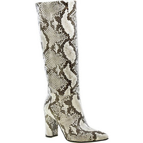 Makis Fardoulis γυναικείες μπότες 7307 λευκό φίδι aaeb9159e3b
