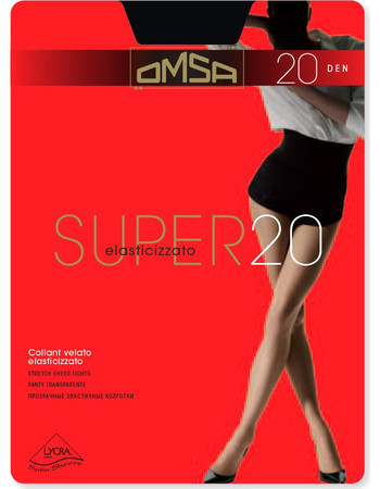 Καλσόν Omsa SUPER 20 (160) Καφέ Ανοιχτό Castoro 8308583254677 07b40f6d11b