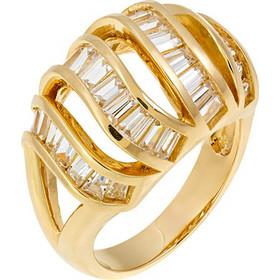 Δαχτυλίδι γυναικείο από χρυσό 14 καρατίων με ζιρκόν. VM00590 c22d43db42a