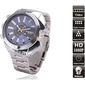 Κρυφή Κάμερα - Ρολόι Χειρός Bracelet FHD 1080p 8GB - Spy Cam Night Vision  Watch UBR8G 9bf0815eefa