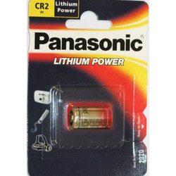 CR2 PANASONIC ΜΠΑΤΑΡΙΑ ΛΙΘΙΟΥ 3V (1 τεμ.) d766881101e