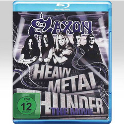 HEAVY METAL THUNDER - THE MOVIE (BLU-RAY) - IMPORTED / ΕΙΣΑΓΩΓΗΣ