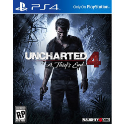 Uncharted 4 A Thief's End Standard Plus Edition - PS4