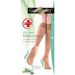 Gabriella Massage 20 den Κάλτσα Μαύρη 094b2b27009
