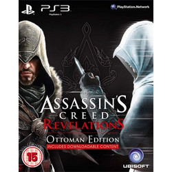 Assassin's Creed Revelations Ottoman Edition Used PS3