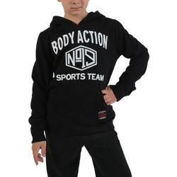 Body Action Basic Hoodie - Παιδικό Φούτερ για Αγόρι 064801 e5f883f10f1