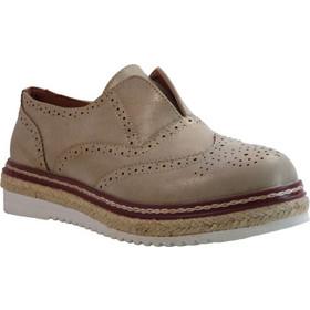 Envie shoes Oxford Γυναικεία Παπούτσια E42-05040 Χρυσό 35459 c0b324177da
