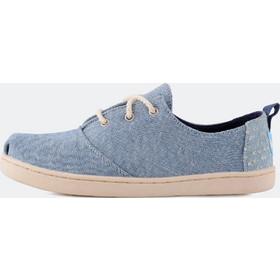 TOMS Slub Chambray Lumin Παιδικά Sneakers 10011532 6ce250e2642