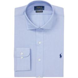 c263cd72bb90 Polo Ralph Lauren ανδρικό πουκάμισο γαλάζιο Slim Fit Easy Care -  712722193001 - Γαλάζιο