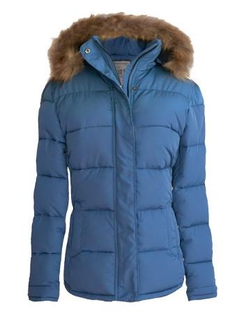 f27b35ba6e93 Ice Tech Ladies Jacket W06 Petrol