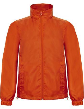 Αντιανεμικό αδιάβροχο Midseason B   C ID.601 - Orange 591d2abcd27
