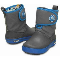 Crocs Παιδικές Μπότες Crocband II.5 Gust Boot Kids