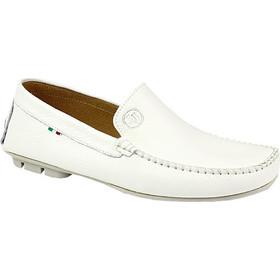 ασπρα δερματινα παπουτσια - Ανδρικά Μοκασίνια  2b55dbae30e