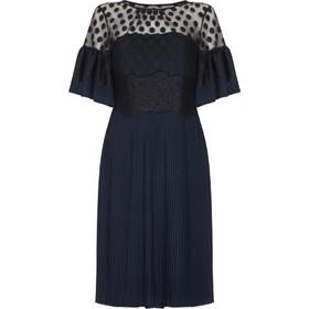 22de84379aca Perfectdress. Άμεσα διαθέσιμο. vintage 20s flapper φόρεμα πιέτες navy chloe
