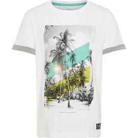 b5cbadc3ac7 Name It Παιδικό T-shirt με print South Beach - 13162621 - Λευκό