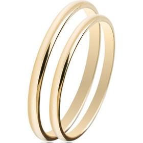 Βέρα SL01 Slim MASCHIO FEMMINA Χρυσή Γυναικεία Ανδρική Βέρα Για  Γάμο Αρραβώνα 9186bd6869c