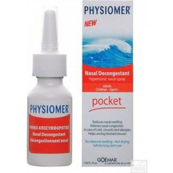 Omega Pharma Physiomer Hypertonic 25ml