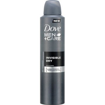Dove Men Care Invisible Dry Spray 150ml